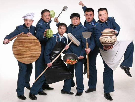 中国炊事兵打入美军内部