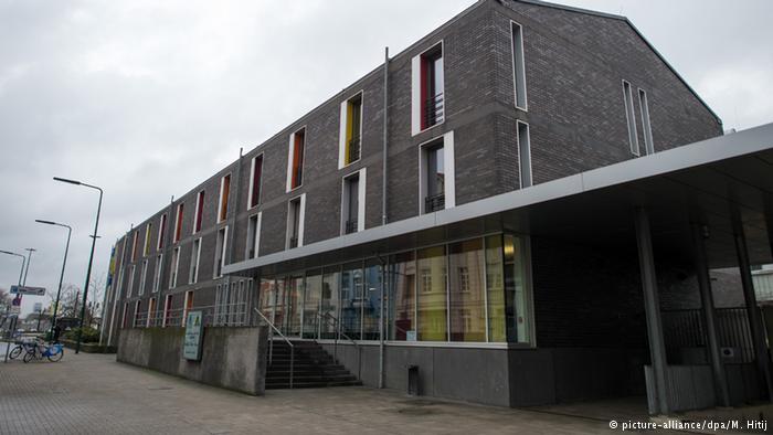Deutschland Düsseldorf Jugendherberge