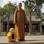 """来北京龙泉寺,和""""贤二机器僧""""谈谈人生"""