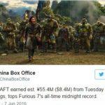 海外热议:《魔兽》电影中国票房打了差评耳光