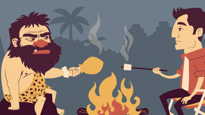 想不到的进化利器——烹饪的头图