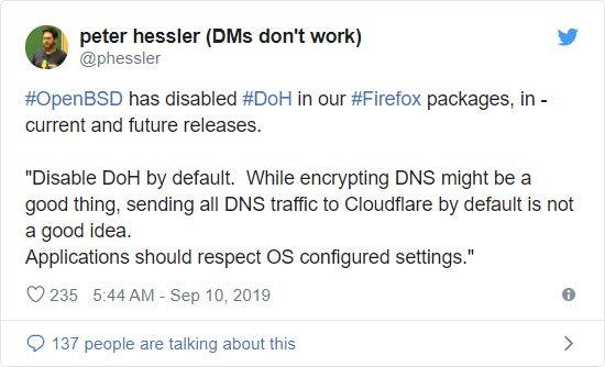 OpenBSD鸣叫