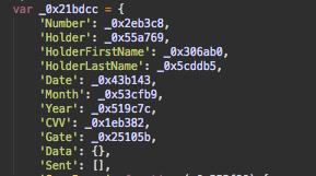 恶意软件中的撇渣器参数