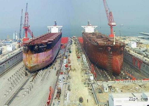 中国造船业现状