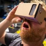 戴上VR眼镜就想吐?两块屏幕搞定
