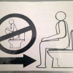 中国人蹲坏黄石公园公厕一大批马桶座