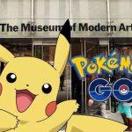 Pokémon也逛MoMA?在博物馆活捉小精灵,大桶金币等你拿!