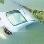 汽车坠河救5条命 90后仅10多秒机智救人